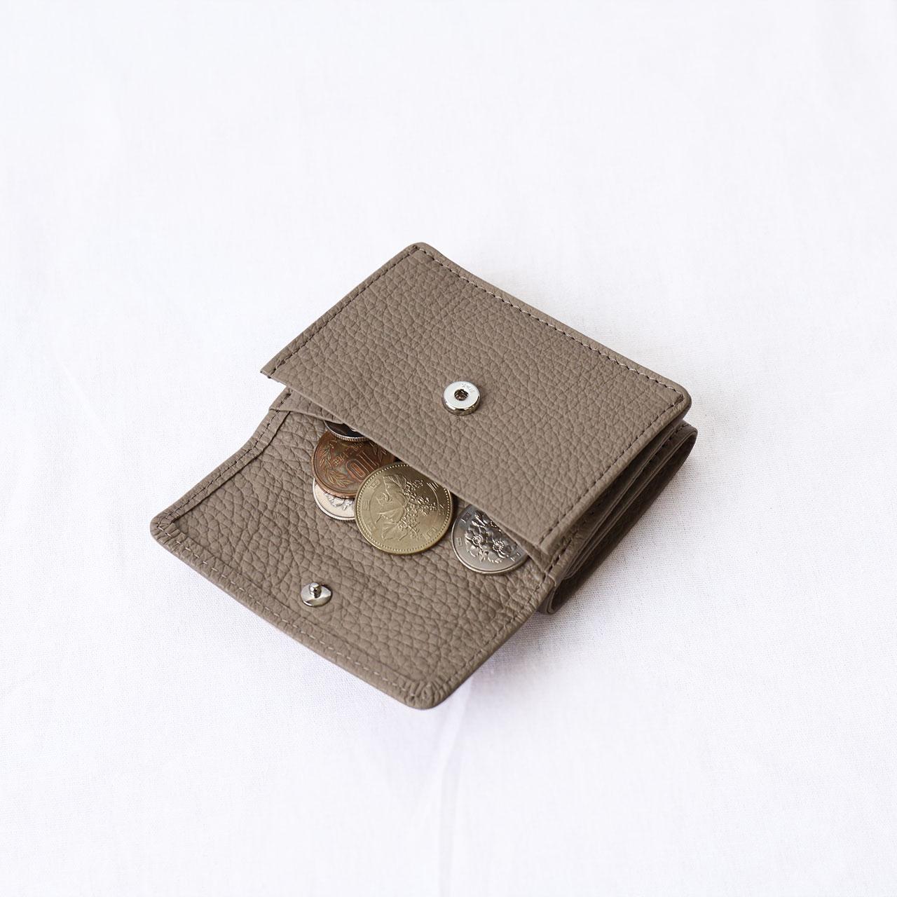 コンパクトなお財布